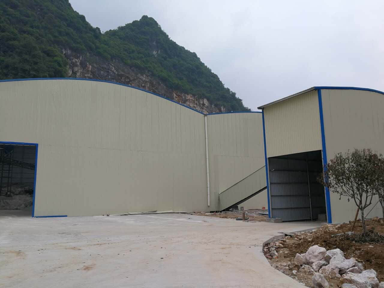 Installation plan for 20 thousand Party of Guangxi mine